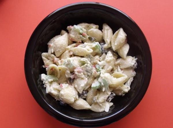 Hermit Crab Salad Recipe