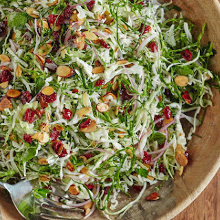 Thanksgiving Slaw Recipe