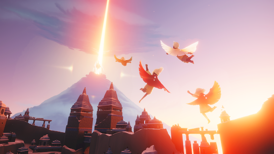 Sky: Children of the Light Apk Download For Android and Iphone 6