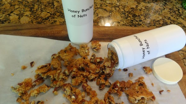Honey Bunches Of Nuts -- Bonnie's Recipe