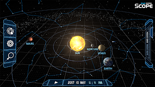 Solar System Scope screenshot for Android