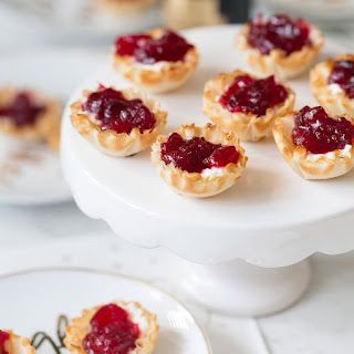 Goat Cheese And Cranberry Appetizer Recipes