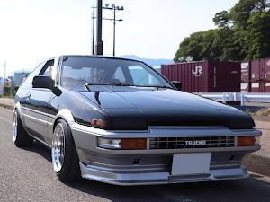 スプリンタートレノ AE86 GT-APEX 後期のカスタム事例画像 けいちゃん@さんの2019年06月25日10:58の投稿