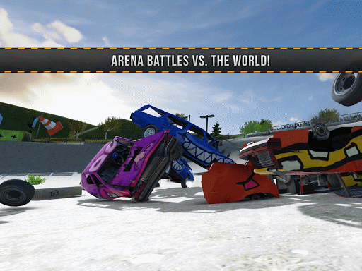 Demolition Derby Multiplayer screenshot 9