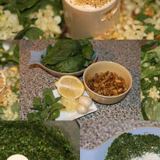 Aisha Foodista's Easy and Delicious Pesto