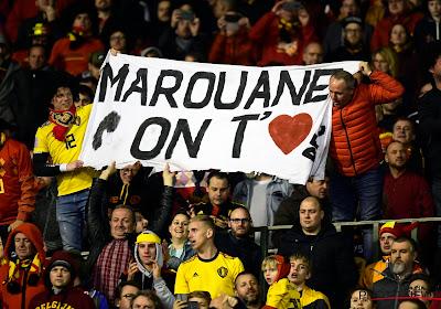 """Marouane Fellaini remercie le personnel hospitalier : """"Le plus dur est derrière moi !"""""""