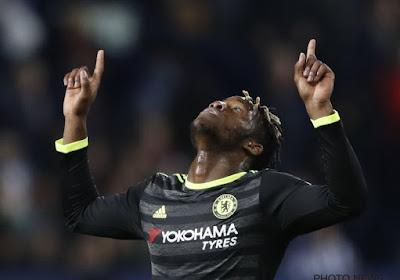 Michy Batshuayi à nouveau titulaire avec Chelsea!