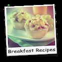 Breakfast Recipes Free icon
