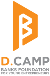 D. Camp logo