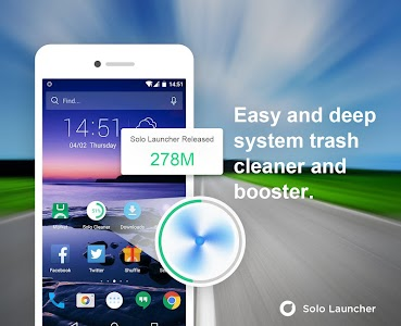 Solo Launcher-Fast,Boost,Smart v1.9.1