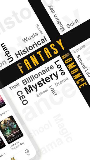 Babel Novel - Webnovel & Story Books Reading Apps screenshots 2