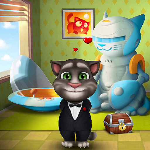 My Talking Tom Wallpapers Free