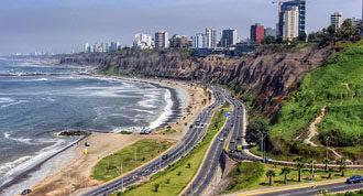Lima, a capital do Peru 1