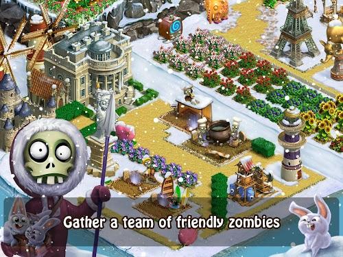 Screenshot 1 Zombie Castaways 3.7.2 APK MOD