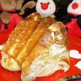 Apple Crisp Oven Pancake.