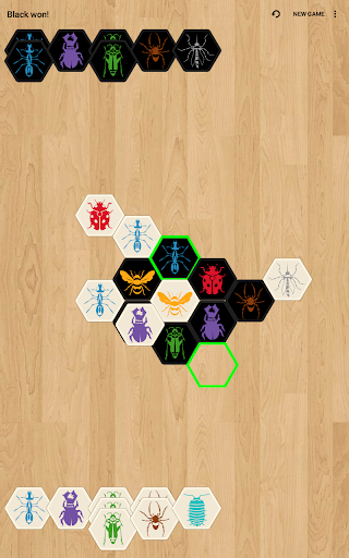 Hive with AI (board game) 9.0.1 screenshots 11