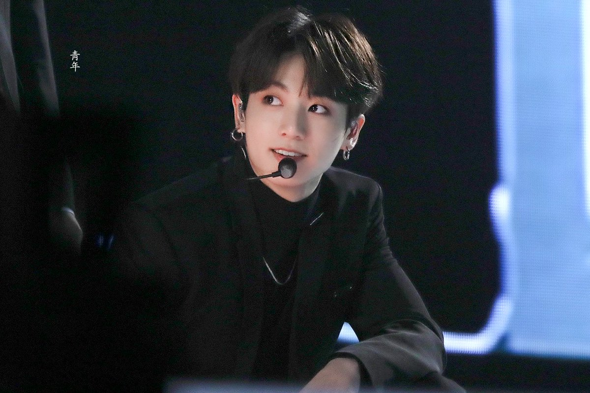 jungkook short hair1