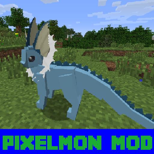 Mod Pixelmon for Minecraft PE 娛樂 App LOGO-硬是要APP