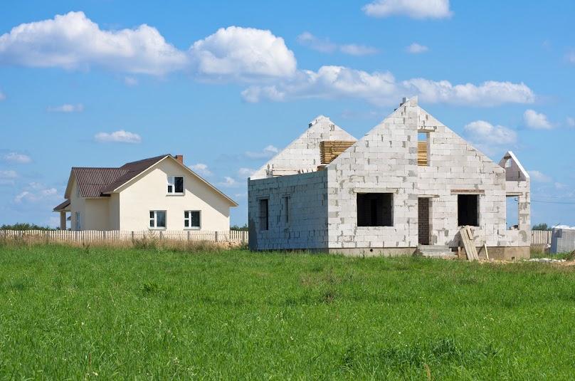 Stany wykończenia budowy