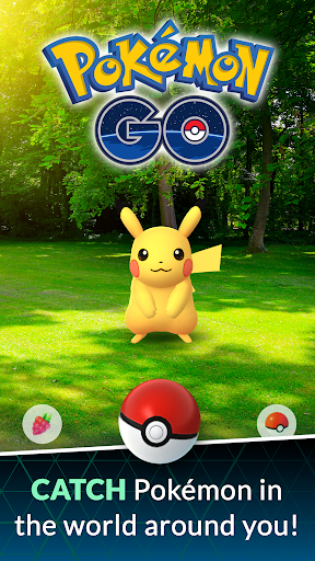 Pokémon GO 0.165.0 screenshots 1