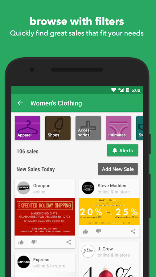 ShopSavvy Barcode & QR Scanner- screenshot