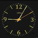 Nice Night Clock with Alarm and Light - no Ads icon