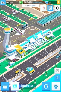 Idle Airport Tycoon – Tourism Empire Mod Apk Download For Android and Iphone 6