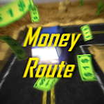 Money Route Icon