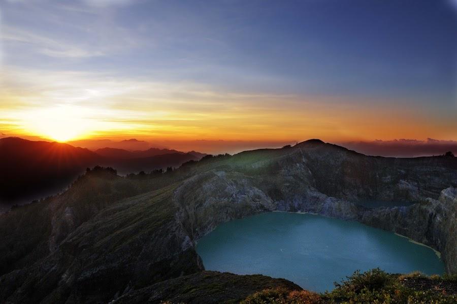 by Firman Demen - Landscapes Mountains & Hills