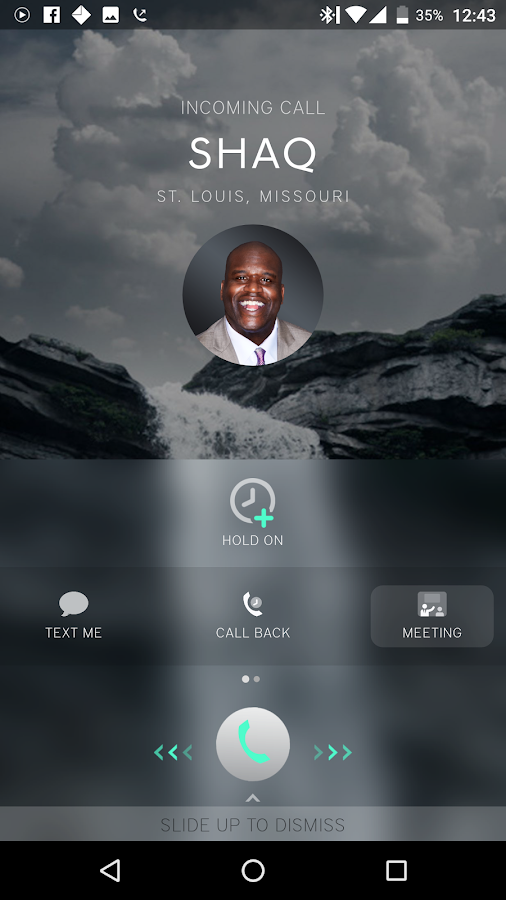 Call Assistant- screenshot