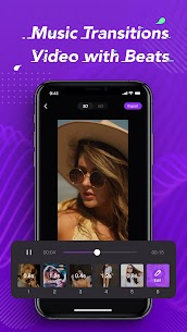 Vieka: Music video maker, Edits videos, Clips v1.6.2 (Pro) 1