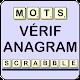 Download Verificateur anagrammeur scrabble For PC Windows and Mac