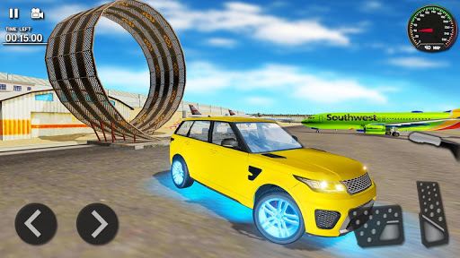 Prado Car Driving - A Luxury Simulator Games apktram screenshots 20