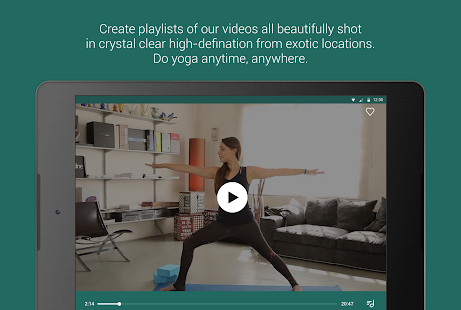 Zenward - Yoga for Everyone- screenshot thumbnail