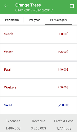 Agronote - Farm Record 2.66 screenshots 3