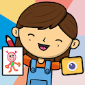 Lila's World: Create, Play, Learning Game for Kids icon