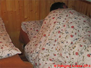 Photo: IMG_8896 a letto prima di cena