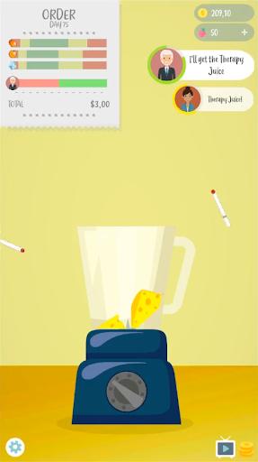 Juice Ninja -  ud83eudd64 Juicy Slice Simulation! android2mod screenshots 2