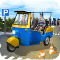 tuk tuk chingchi auto rickshaw parking driving sim APK
