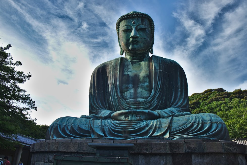 Wielki Budda, Kamakura