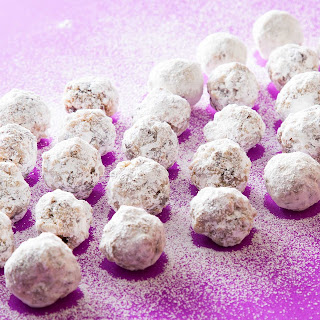 Date Ball Cookies Recipe