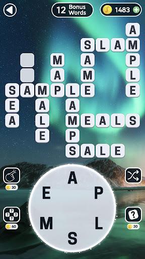 Word Swipe Connect: Crossword Puzzle Fun Games 1.7.3 Mod screenshots 3