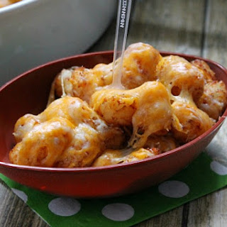Cheesy Ranch Tater Tots.