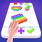 Fidget Trading Toys 3D: Pop it Toys & Fidget Games