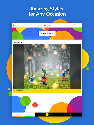 MoShow - Slideshow Maker, Photo & Video Editor 2.5.0.0 Screenshots 9