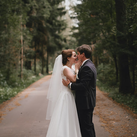 Wedding photographer Darya Danilova (danilovadarya). Photo of 12.01.2018