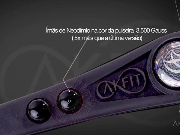 pulseira akmos, pulseira quantica pulseira magnetica