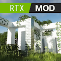 RTX Ray Tracing MOD for Minecraft PE icon