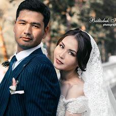 Свадебный фотограф Балтабек Кожанов (blatabek). Фотография от 15.12.2017
