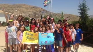 Campamento de Inmersión Lingüistica en Inglés de Going Global College